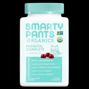 SmartyPants Organic Prenatal Complete